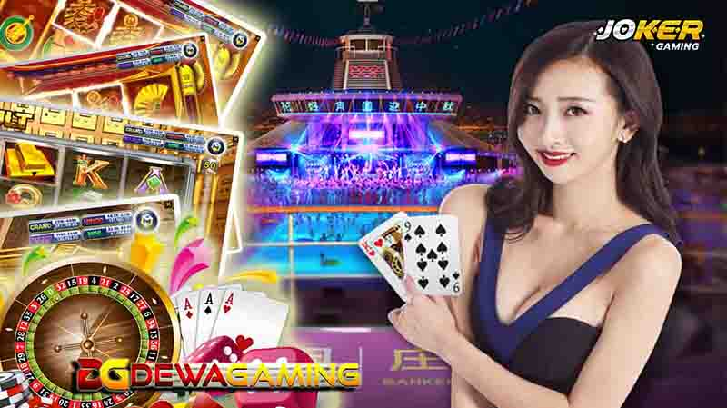 Agen Slot Joker Gaming Winrate Tertinggi