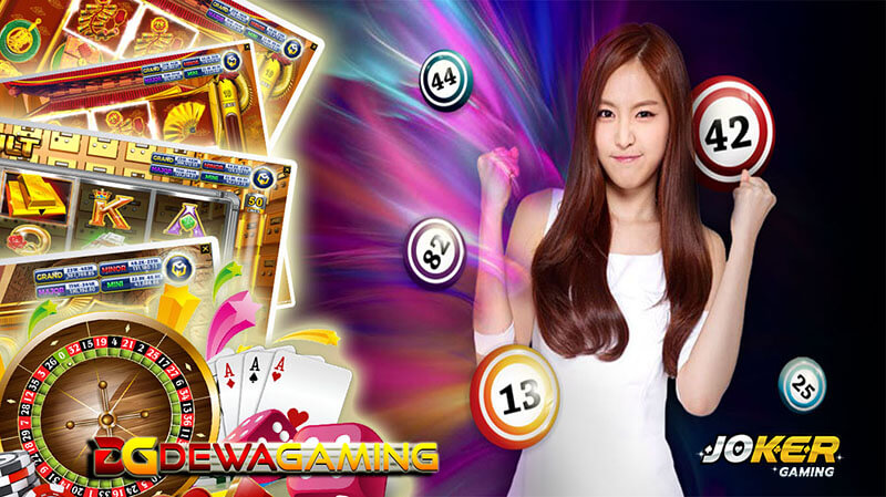 Game Slot Joker Gaming Mudah Menang