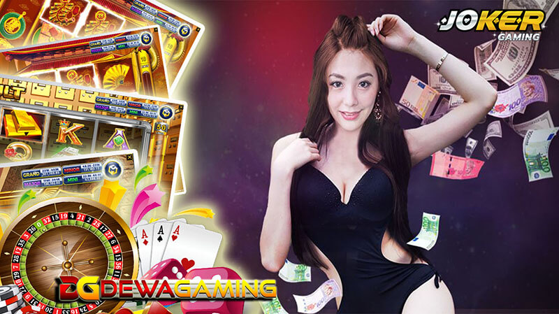 Slot Joker Online Dari Gaming World