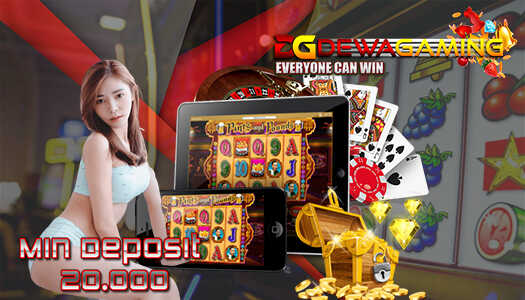 Game Slot Terbaru Joker888 Agen Joker303